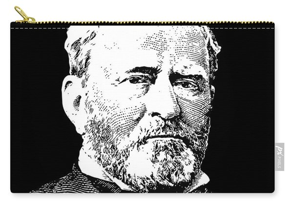 President Ulysses S. Grant Carry-all Pouch