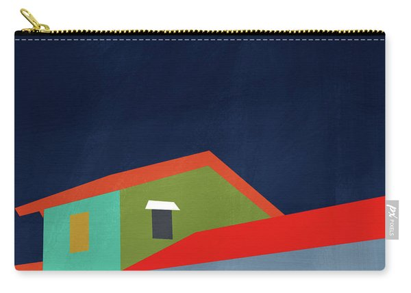 Presidio- Art By Linda Woods Carry-all Pouch