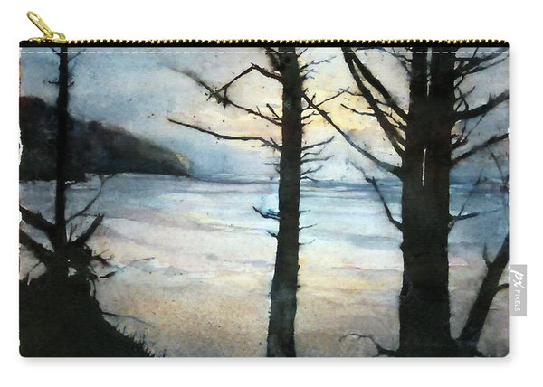 Presque Isle Dawn Carry-all Pouch