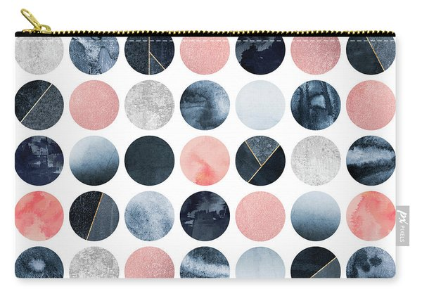 Pretty Dots Carry-all Pouch
