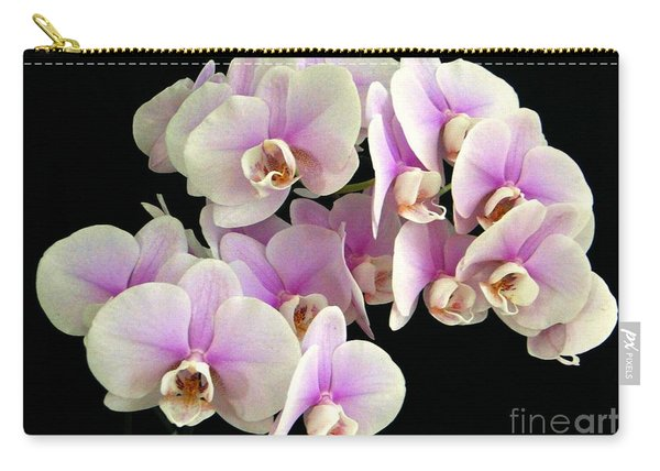 Pretty Profusion Of Orchids Carry-all Pouch