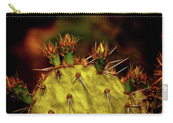 Prickly Pear Spring Carry-all Pouch