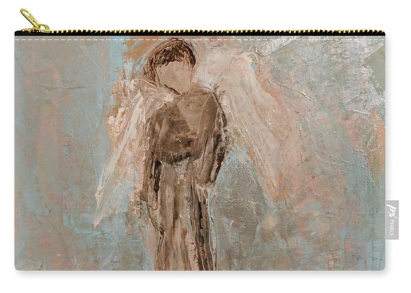 Priest Angel Carry-all Pouch
