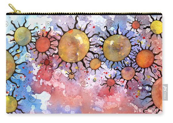Primordial Suns 3 Carry-all Pouch