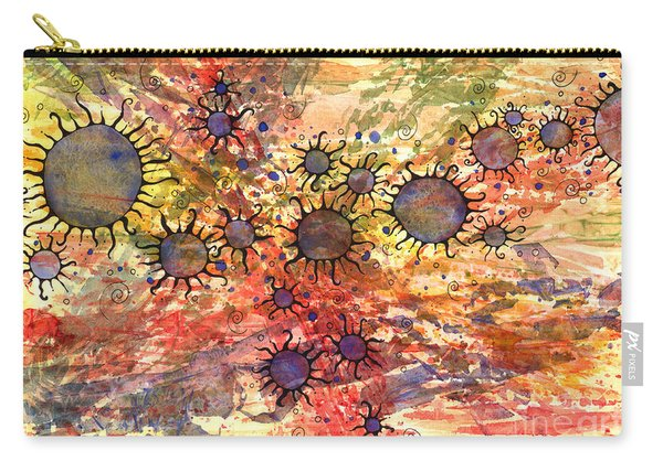 Primordial Suns Carry-all Pouch