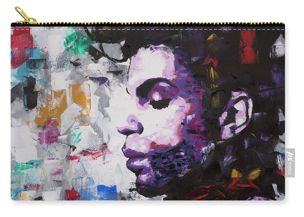 Prince Musician II Carry-all Pouch