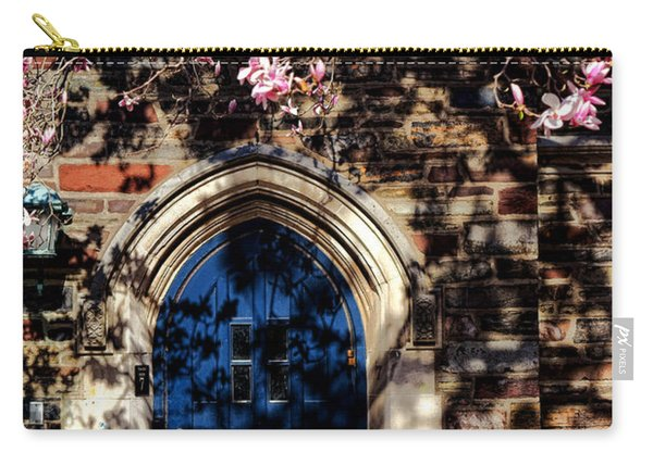 Princeton University Door And Magnolia Carry-all Pouch