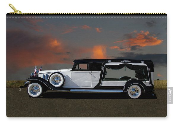 Prinzing Funeral Hearse Carry-all Pouch