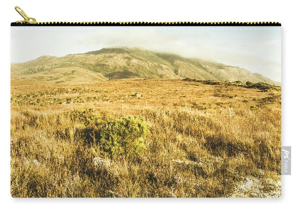 Pristine Mountain Plains Carry-all Pouch