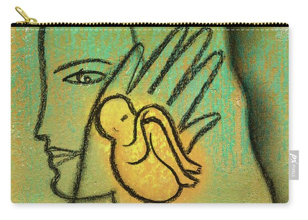 Pro Abortion Or Pro Choice? Carry-all Pouch