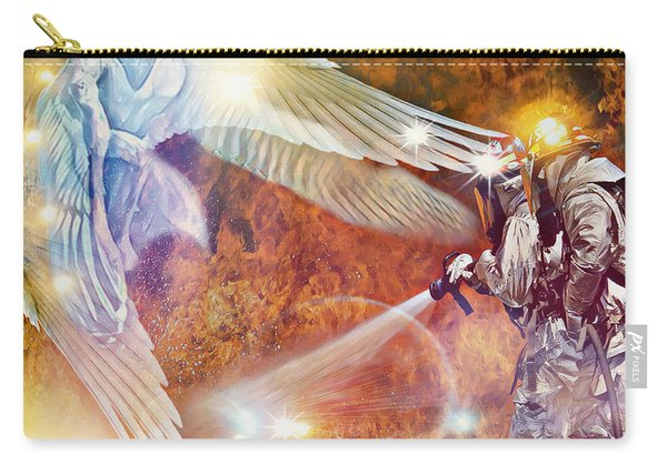 Protect Our Firefighters Carry-all Pouch