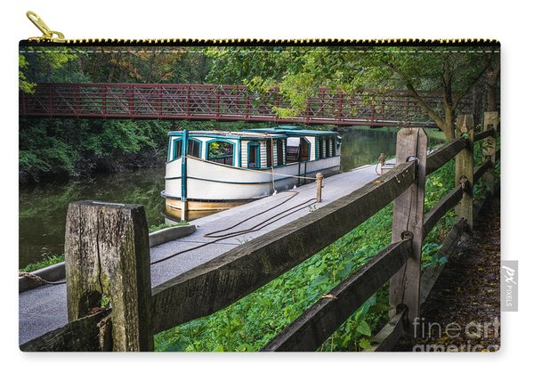 Providence Metropark Erie Canal  Carry-all Pouch