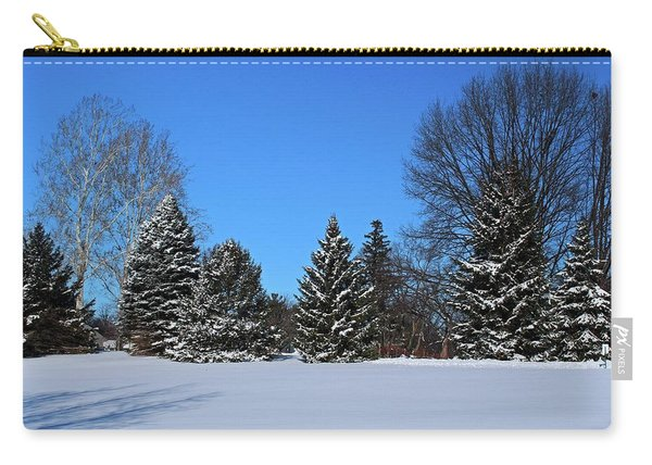 Provincial Pines Carry-all Pouch