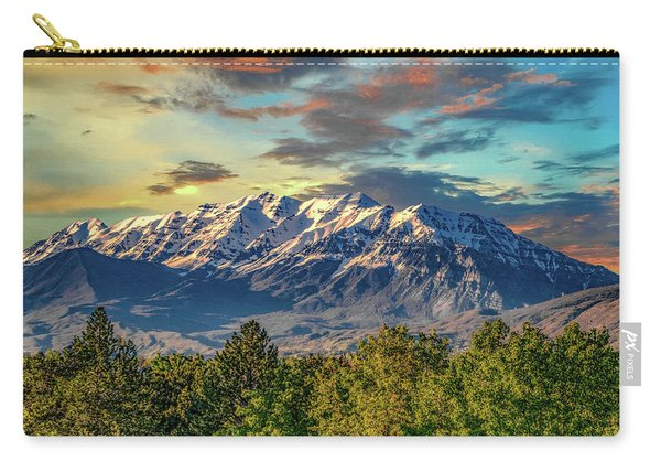 Provo Peaks Carry-all Pouch
