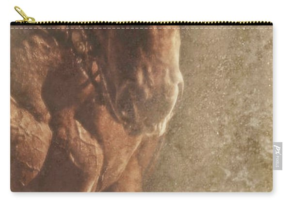 Prowess And Power Carry-all Pouch