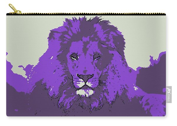 Pruple King Carry-all Pouch