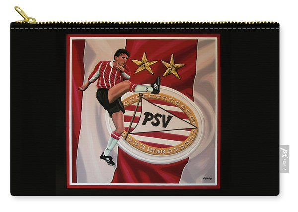 Psv Eindhoven Painting Carry-all Pouch