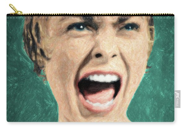Psycho Shower Scene Carry-all Pouch