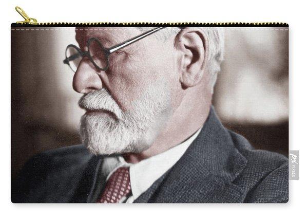 Psychoanalyst Sigmund Freud, 1925 Carry-all Pouch