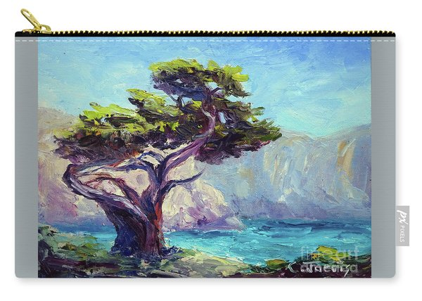 Pt. Lobos Beauty Carry-all Pouch