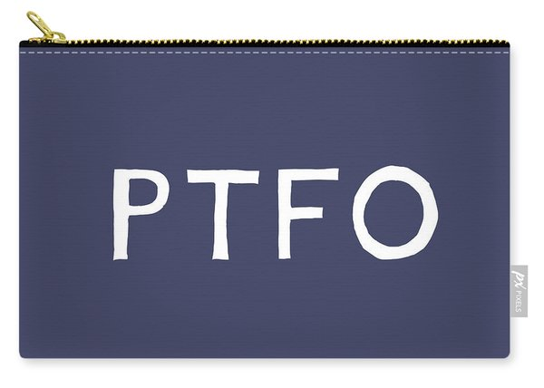 Ptfo- Art By Linda Woods Carry-all Pouch