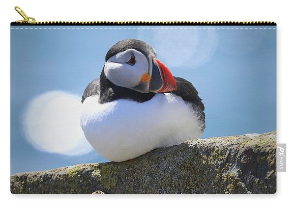 Puffin Time Carry-all Pouch