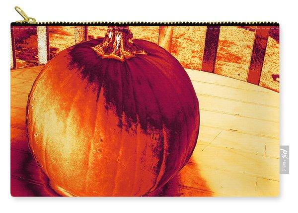 Pumpkin #3 Carry-all Pouch