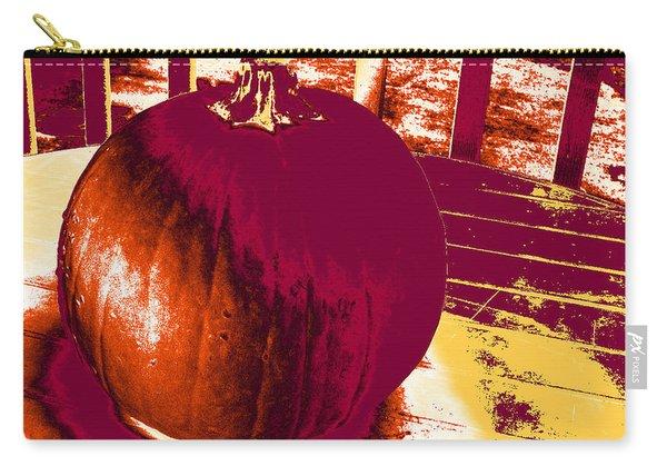 Pumpkin #5 Carry-all Pouch
