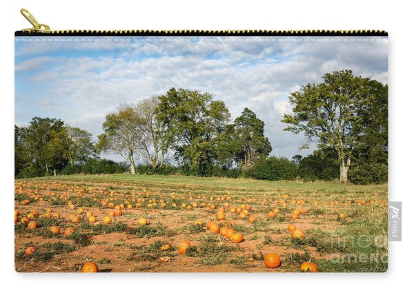 Pumpkin Patch Carry-all Pouch