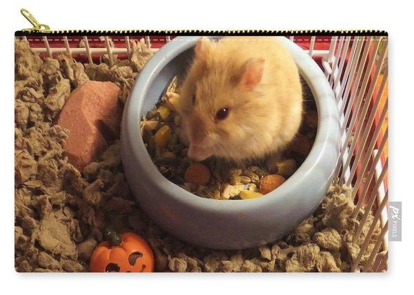 Pumpkin With Pumpkin Carry-all Pouch