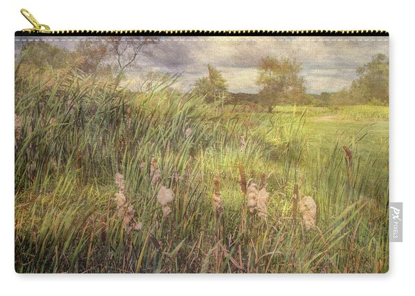 Cat O Nine Tails Going To Seed Carry-all Pouch