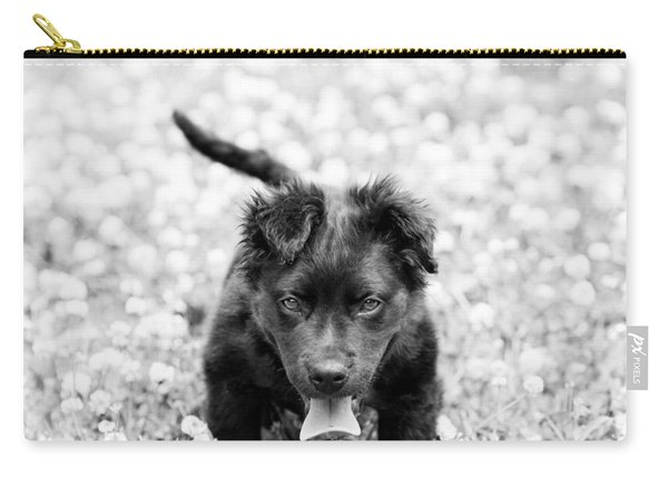 Puppy Play Carry-all Pouch