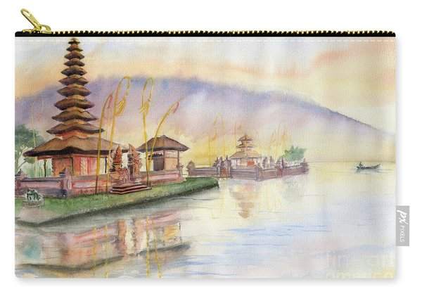 Pura Ulan Danu Bali Carry-all Pouch