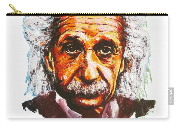 Pure Genius - Einstein Carry-all Pouch