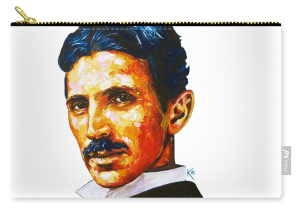 Pure Genius - Tesla Carry-all Pouch