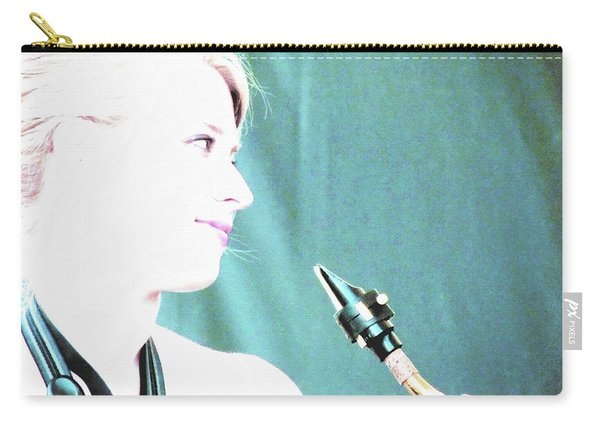 Pure Light And Higher Vibrations Carry-all Pouch