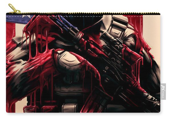 Pure Valor Carry-all Pouch