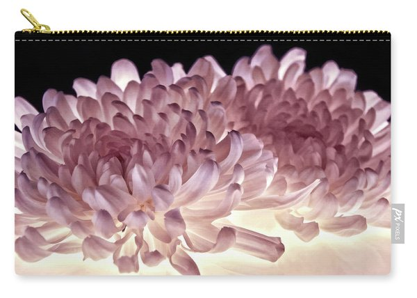 Purely Petals Carry-all Pouch