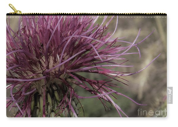 Purple Flower 2 Carry-all Pouch