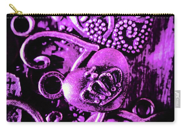Purple Heart Collection Carry-all Pouch