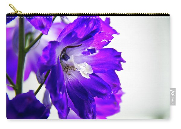 Purpled Carry-all Pouch