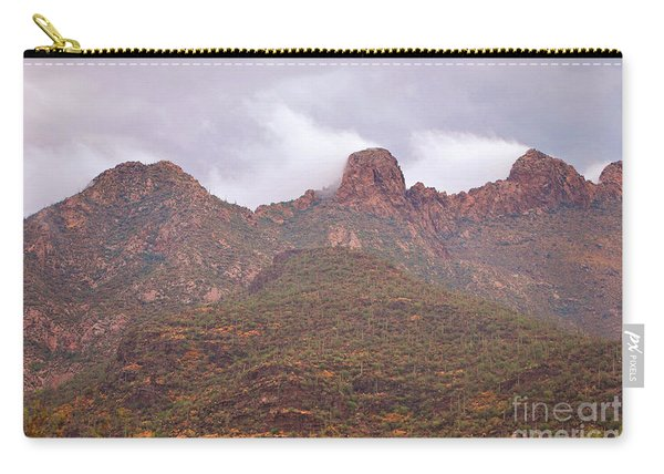 Pusch Ridge Tucson Arizona Carry-all Pouch