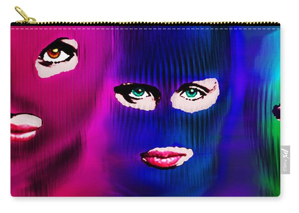 Pussy Riot Carry-all Pouch