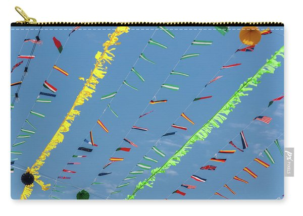 Put The Flags Out Carry-all Pouch