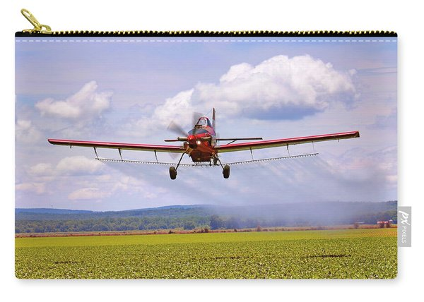 Putting It Down - Ag Pilot - Crop Duster Carry-all Pouch
