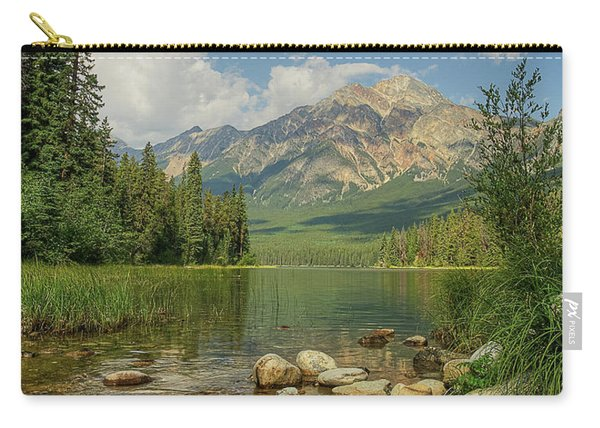 Pyramid Mountain Carry-all Pouch