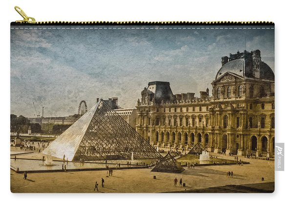 Paris, France - Pyramide Carry-all Pouch