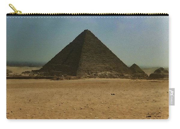 Pyramids Of Egypt Carry-all Pouch