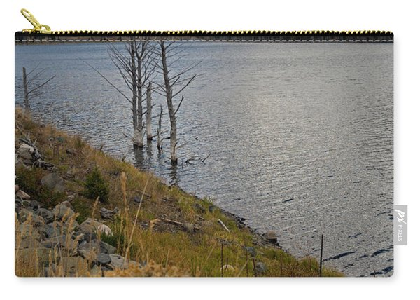 Quake Lake Carry-all Pouch