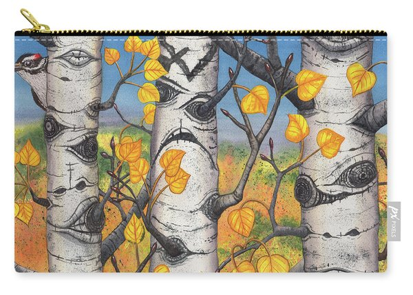 Quakers Carry-all Pouch